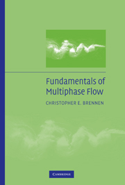 Fundamentals of Multiphase Flow