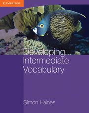 Developing Intermediate Vocabulary