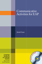 Communicative Activities for EAP