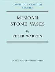 Minoan Stone Vases