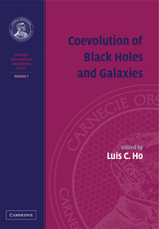 Coevolution of Black Holes and Galaxies