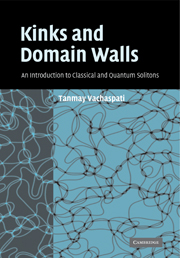 Kinks and Domain Walls