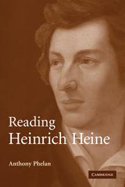 Reading Heinrich Heine