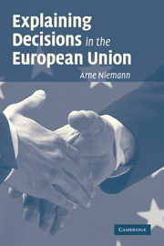 Explaining Decisions in the European Union