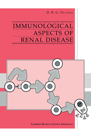 Immunological Aspects of Renal Disease