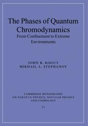 The Phases of Quantum Chromodynamics