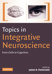 Topics in Integrative Neuroscience