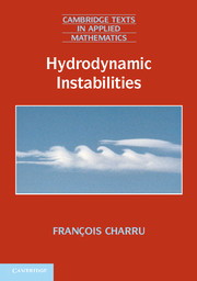 Hydrodynamic Instabilities