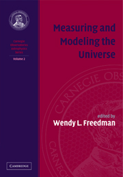 Measuring and Modeling the Universe