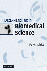 Data-Handling in Biomedical Science