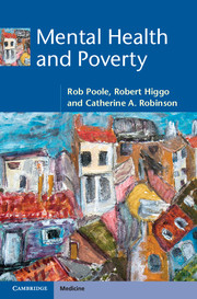 Mental Health and Poverty