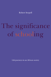 The Significance of Schooling