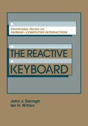 The Reactive Keyboard