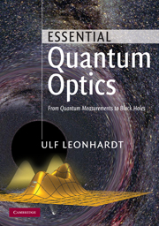 Essential Quantum Optics