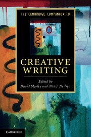 The Cambridge Companion to Creative Writing