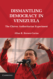 Dismantling Democracy in Venezuela