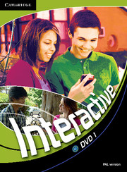 Interactive Level 1 DVD (NTSC)