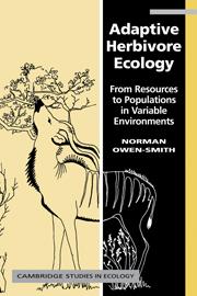Adaptive Herbivore Ecology