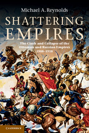 Shattering empires clash and collapse ottoman and russian empires the clash and collapse of the ottoman and russian empires 19081918 fandeluxe Choice Image