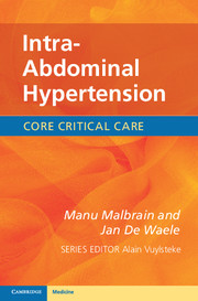 Intra-Abdominal Hypertension
