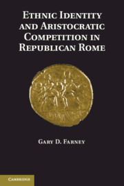 Ethnic Identity and Aristocratic Competition in Republican Rome
