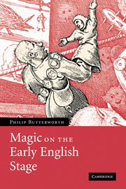 Magic on the Early English Stage