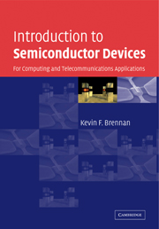 Introduction to Semiconductor Devices