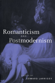 Romanticism and Postmodernism