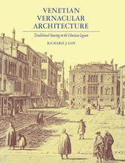 Venetian Vernacular Architecture