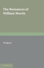 The Romances of William Morris
