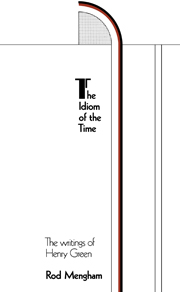 The Idiom of the Time