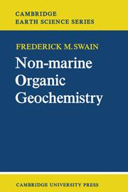 Non-Marine Organic Geochemistry