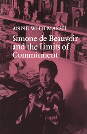 Simone de Beauvoir and the Limits of Commitment