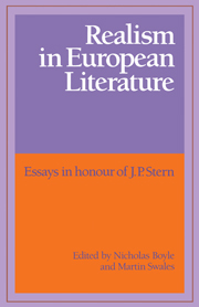 realism european literature essays honour j p stern european and realism in european literature essays in honour of j p stern