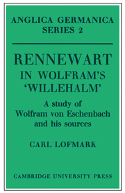 Rennewart in Wolfram's 'Willehalm'