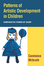 Patterns of Artistic Development in Children