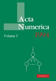 Acta Numerica 1994