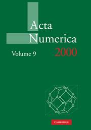 Acta Numerica 2000
