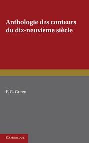 Anthologie des conteurs du dix-neuvieme siecle