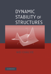 Dynamic Stability of Structures