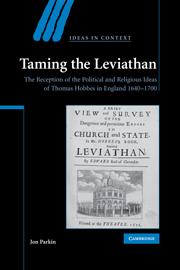Taming the Leviathan