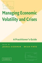 Managing Economic Volatility and Crises