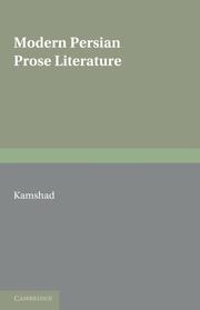 Modern Persian Prose Literature