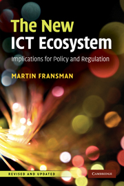The New ICT Ecosystem