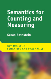 Semantics for Counting and Measuring