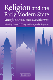Studies in Comparative Early Modern History