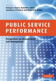 Public Service Performance