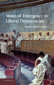 States of Emergency in Liberal Democracies