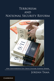 Terrorism and National Security Reform