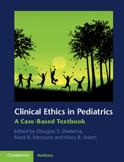 Clinical Ethics in Pediatrics